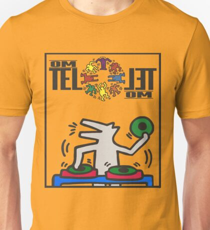 Dj TELOLET Dj Unisex T-Shirt
