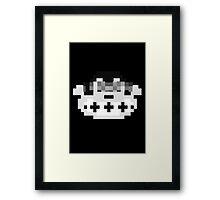 Tron Kong - Federation 3  Framed Print