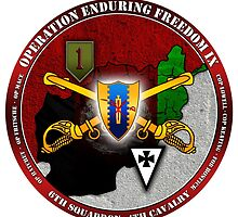 6-4 Cavalry (Operation Enduring Freedom IX) by coreymo