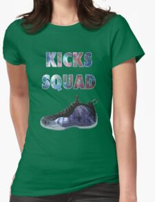 Shoe Game Womens Fitted T-Shirt