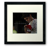 Kaka Framed Print
