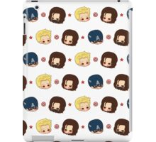 Stucky Pattern iPad Case/Skin