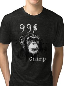 99% Chimp Tri-blend T-Shirt