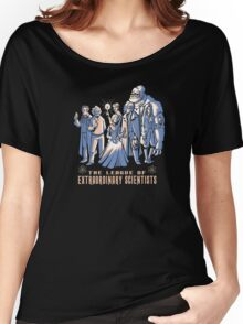 The League of extraordinary Scientist Women's Relaxed Fit T-Shirt