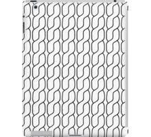 plait seamless pattern iPad Case/Skin