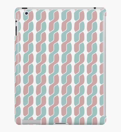 simple retro pattern iPad Case/Skin