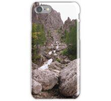 Rocky stream iPhone Case/Skin