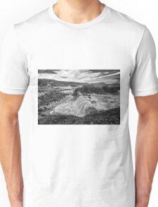 Ballintoy Harbour - The Sea Always Wins Unisex T-Shirt