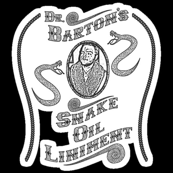 Dr. Barton's Snake Oil Liniment by Barton Keyes