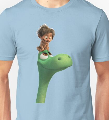 The Good Dinosaur 2015 - 3 Unisex T-Shirt