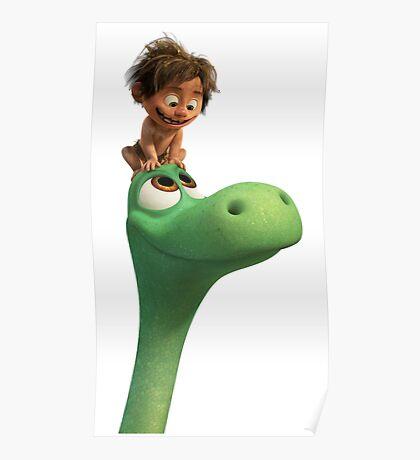 The Good Dinosaur 2015 - 3 Poster