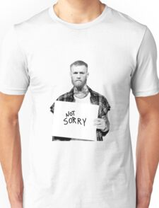 Conor McGregor Limited Edition - Not Sold In Stores Unisex T-Shirt