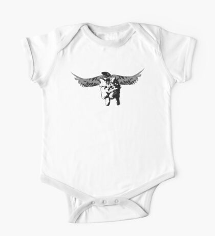 If Kittens Had Wings One Piece - Short Sleeve