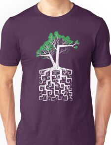 Square Root Unisex T-Shirt