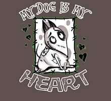 My Dog is my Heart Unisex T-Shirt