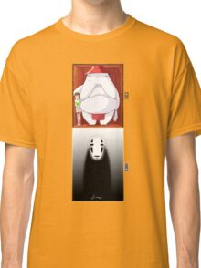 Spirited Away - No Face Classic T-Shirt
