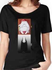 Spirited Away - No Face Women's Relaxed Fit T-Shirt