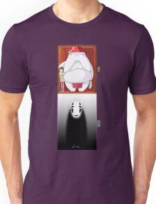 Spirited Away - No Face Unisex T-Shirt