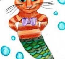 Mer Cats Sticker