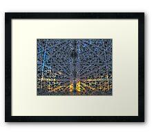 Deep Sky Framed Print