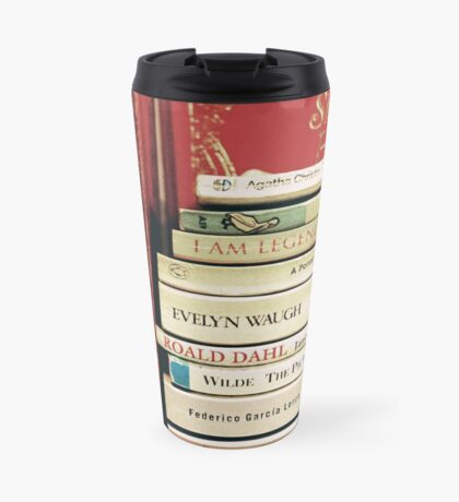 Book Lover Travel Mug