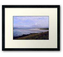 Portsalon Beach, Co Donegal Framed Print