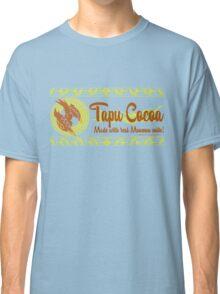 Tapu Cocoa Logo Classic T-Shirt