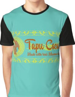 Tapu Cocoa Logo Graphic T-Shirt