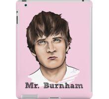 Mr. Burnham iPad Case/Skin