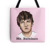 Mr. Burnham Tote Bag
