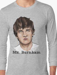 Mr. Burnham Long Sleeve T-Shirt