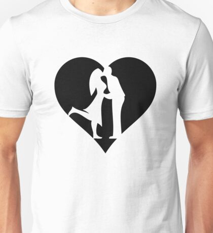 COUPLE IN LOVE Unisex T-Shirt