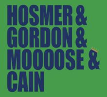 Hosmer, Gordon, Moose & Cain Kids Clothes