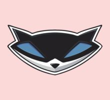 Sly Cooper Logo Kids Tee