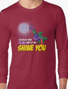 Show me your BLING Long Sleeve T-Shirt