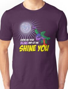 Show me your BLING Unisex T-Shirt