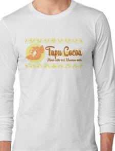 Tapu Cocoa - Distressed Logo 2 Long Sleeve T-Shirt