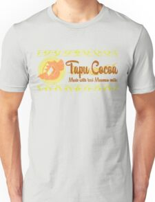 Tapu Cocoa - Distressed Logo 2 Unisex T-Shirt