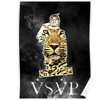 VSVP Leopard Poster