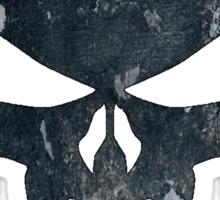 Punisher (camo) Sticker