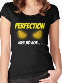 Perfection Women's Fitted Scoop T-Shirt