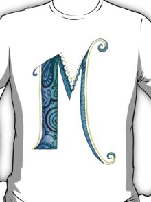 The Letter M T-Shirt
