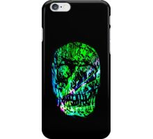 Spectrum Skull iPhone Case/Skin