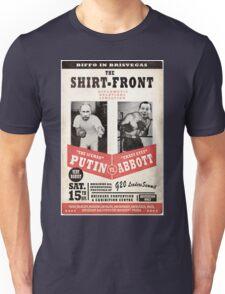 #SHIRT-FRONT (Biffo in Brisvegas) T-Shirt