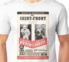 #SHIRT-FRONT (Biffo in Brisvegas) Unisex T-Shirt