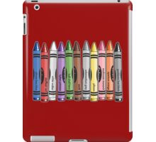 Color Me Nerdy iPad Case/Skin