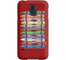 Color Me Nerdy Samsung Galaxy Case/Skin