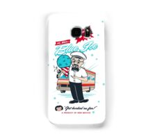 Mr. White's Blue Ice Samsung Galaxy Case/Skin