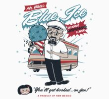 Mr. White's Blue Ice Kids Tee