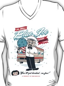 Mr. White's Blue Ice T-Shirt
